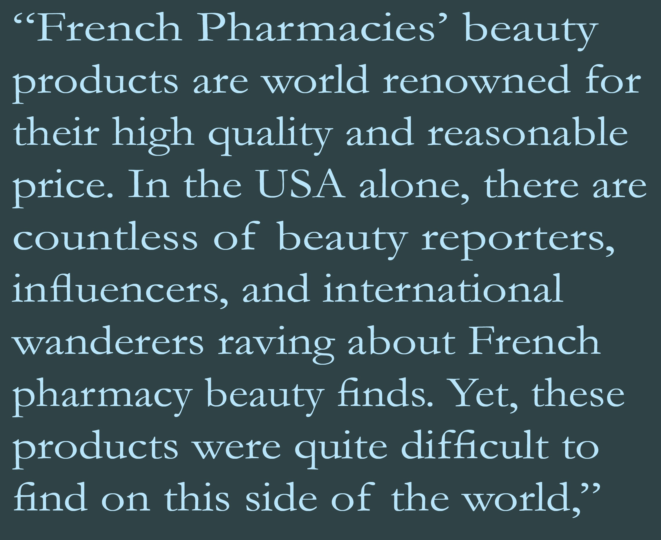 french pharmacy makeupdaddybff